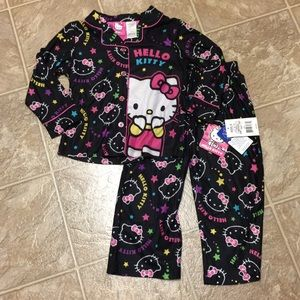 NWT Hello Kitty Pajama Set